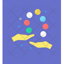 Magic Show Magic Trick Magician Hand Icon