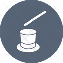Magic Show Magic Stick Magic Trick Icon