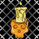 Magic Skull Icon