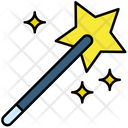 Magic Stick Magic Wand Magic Icon