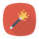 Magic Stick Creation Icon