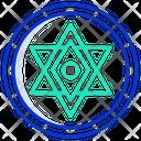 Magic Symbol Halloween Symbol Black Magic Icon