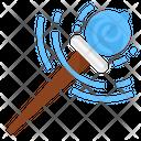Magic Wand Mage Icon