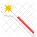 Magical Stick Magic Wand Magical Wand Icon