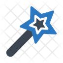Magic Wand Wizard Icon