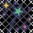 Magic Wizard Fantasy Icon