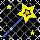 Magic Wand Magic Trick Wand Icon