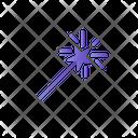 Magic Miracle Magic Wand Icon