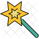 Magic Wand Design Icon