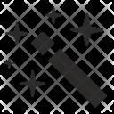 Magic Wand Instrument Icon