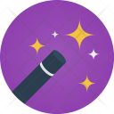Magic Wand Background Icon
