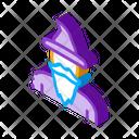 Magician Wizard Magic Icon