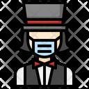 Magician Jobs Profession Icon