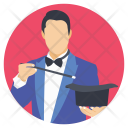 Magician Magic Expert Icon