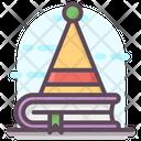 Magician Book Icon