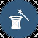 Magician Cap Icon