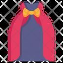 Magician Cloak Magician Cape Magician Costume Icon