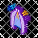 Magic Cloak Cape Icon