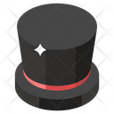 Magician Hat Icon