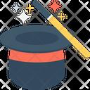 Magician Hat Icon