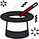 New Year Magician Icon