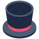 Magician Hat Magician Cap Headpiece Icon