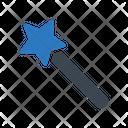 Magician Stick Icon