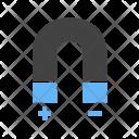 Magnet Attraction Magnitude Icon