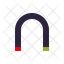 Magnet Attract Force Physics Icon