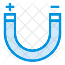 Magnet Lab Attraction Icon