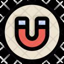 Ui Ux Magnet Icon