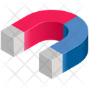 Business Finance Magnet Icon