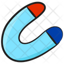Magnet Electromagnetic Force Magnetism Icon