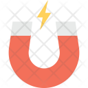 Magnet Horseshoe Attraction Icon