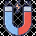 Physics Power Poles Icon