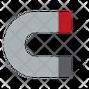 Magnet Energy Physics Icon