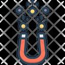 Magnet Attract Inbound Icon