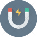 Magnet Attraction Interaction Icon