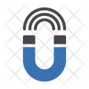 Magnet Attract Lab Icon