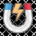 Magnet Power Energy Icon