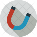 Magnet Magnetic Attraction Icon