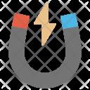 Magnet Repulsion Magnetism Icon
