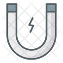 Magnet Power Magnetism Icon