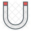 Magnet Attraction Magnetism Icon