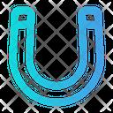 Magnet Power Horseshoe Icon