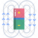 Magnet Magenetic Flux Magnetism Icon