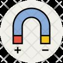 Magnet Power Symbol Icon