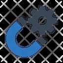 Magnet customs Icon
