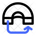 Magnet Pole Icon