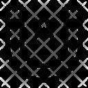 Magnet Star Icon